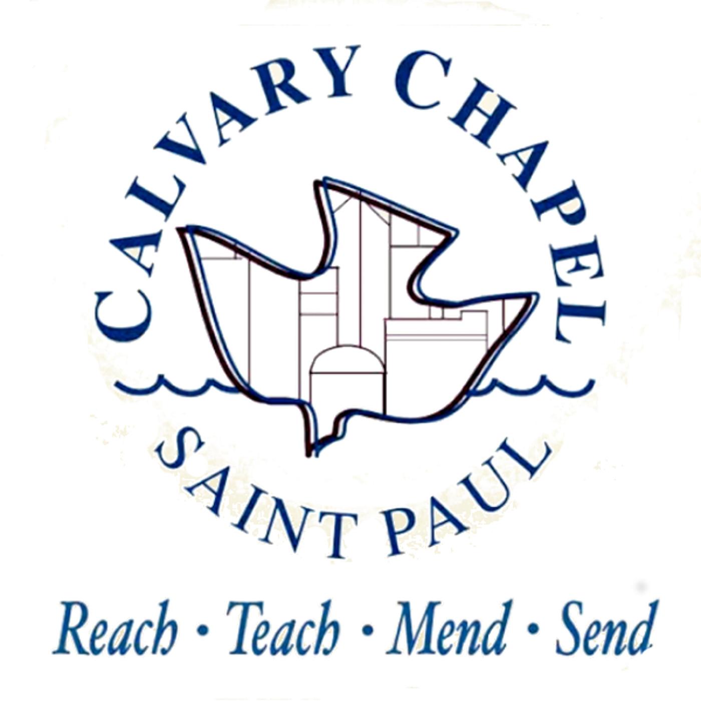 Calvary Chapel Saint Paul Teachings Podcast