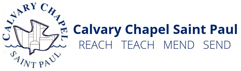 Calvary Chapel Saint Paul Retina Logo