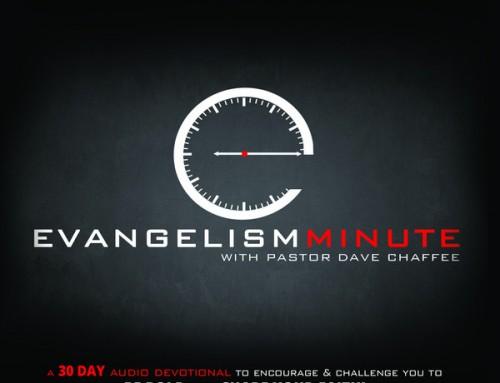Evangelism Minute